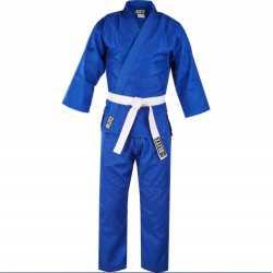 Kimono Kids Judo Light - Blitz - modré