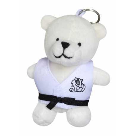 Klíčenka - přívěsek - Judo Lední medvěd