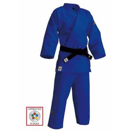 Kimono Judo Mizuno Yusho schválené IJF modré
