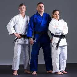 Kimono Judo Blitz Master - bílé