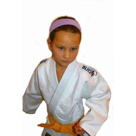 Kimono Judo Lion - bílé, 450g/m2