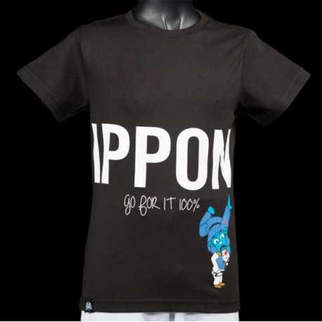 Tričko Judo Fighting Films Ippon