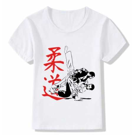 Dětské tričko Judo Technique