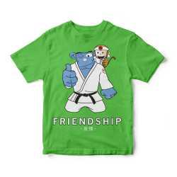Dětské tričko Judo FF Koka - Friendship