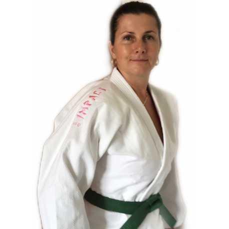 Dívčí kimono Judo Impact 450 Ladies Line