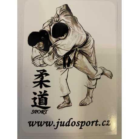 Samolepka Judo