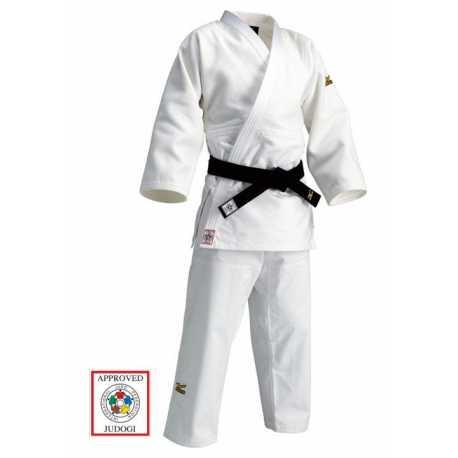Kimono Judo Mizuno Yusho schválené IJF bílé