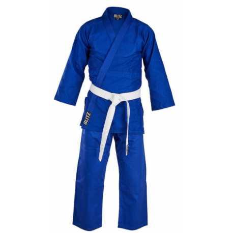 Kimono Judo Blitz Student Lite 350PC - modré
