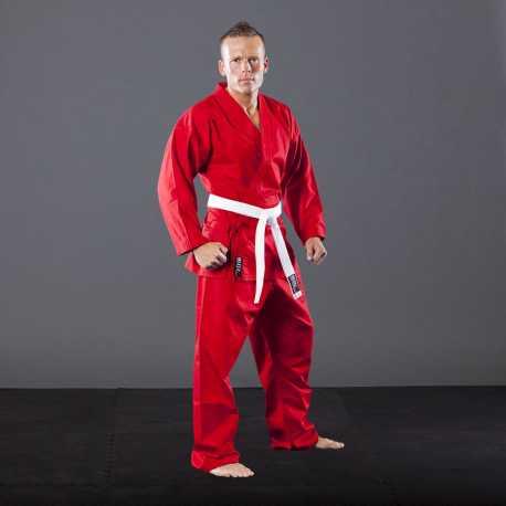 Kimono Karate Blitz Student PC - červené