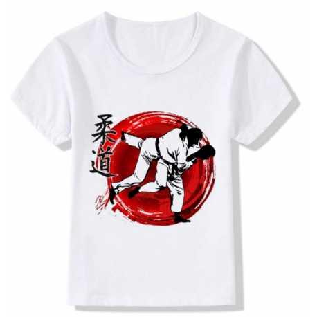 Dětské tričko Judo Harai Goshi