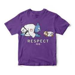 Dětské tričko Judo FF Koka - Respect