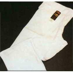 Kalhoty ke kimonu DAX MOSKITO - bílé