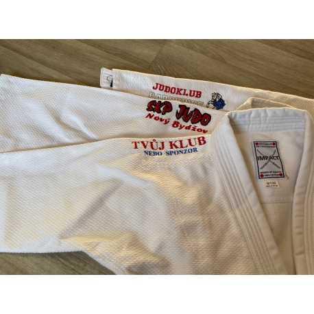 Kimono Judo Impact Club Line