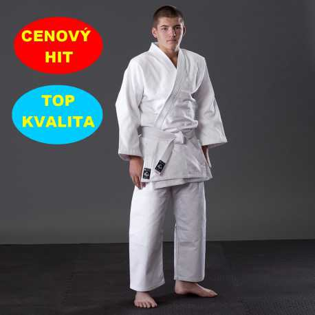 Kimono Judo Blitz - Student bílé 450g/m2