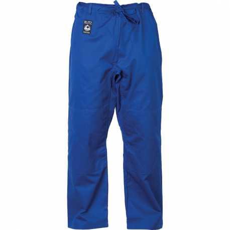 Kalhoty Judo Blitz Student modré