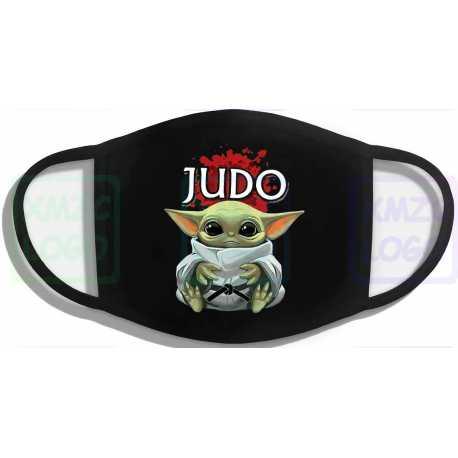 Rouška judo dětská