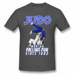 Tričko Judo Making Falling Fun
