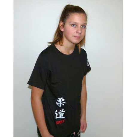 Tričko Judo Kanji Judosport Team Unisex, dětské i dospělé