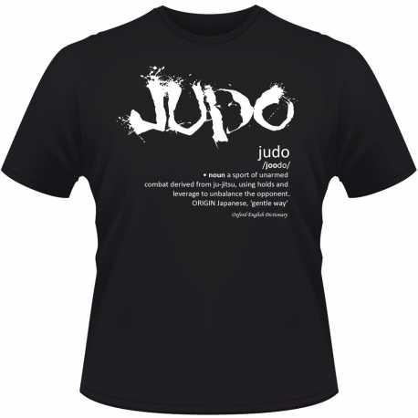 Tričko Judo Blitz